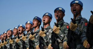 chinese army on border